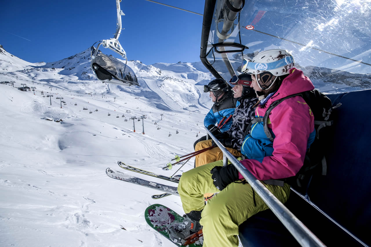 Ischgl  Sterne Hotel Ski In Ski Out